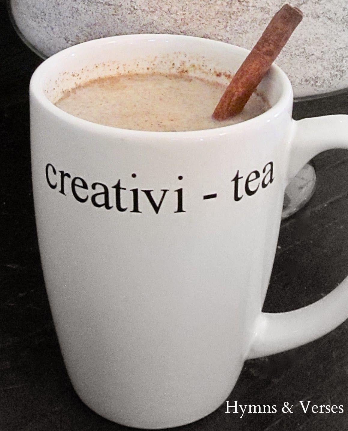 Instant Chai Latte Recipe #teamugs