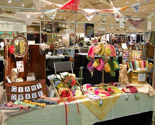 14 Craft Show Display Dos