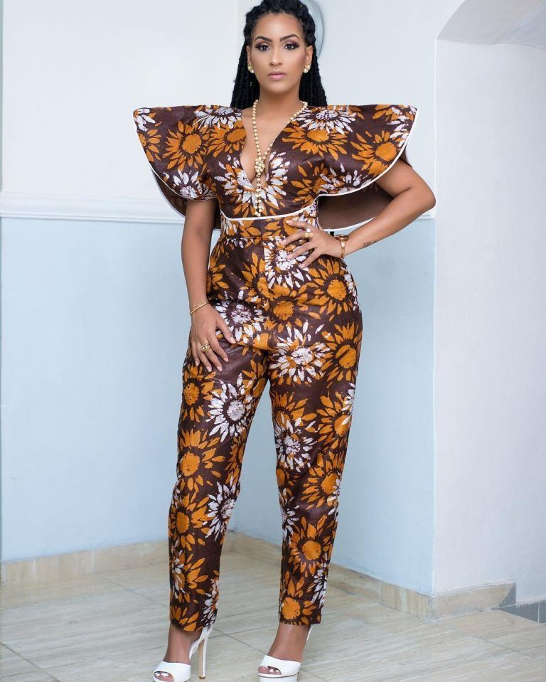 Glamorous Ankara Styles For The Year 2019