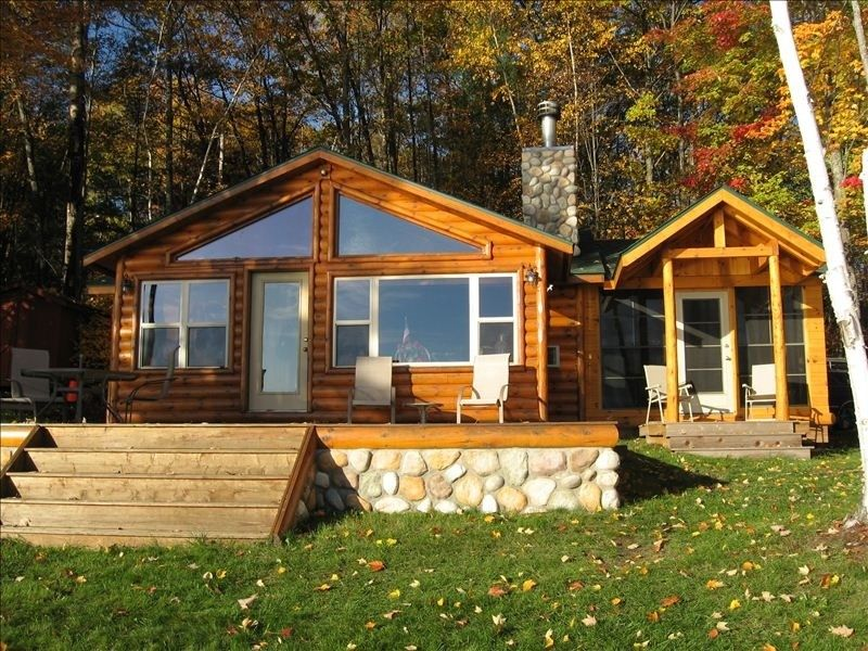 cottage vacation rental in hillman from vrbo com vacation rental rh pinterest com