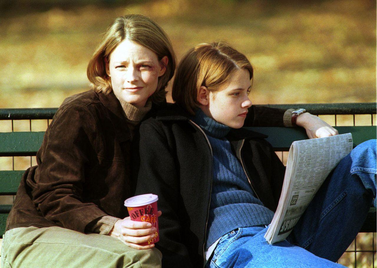 Jodie Foster And Kristen Stewart In Panic Room 2002 Jodie Foster Kristen Stewart The Fosters