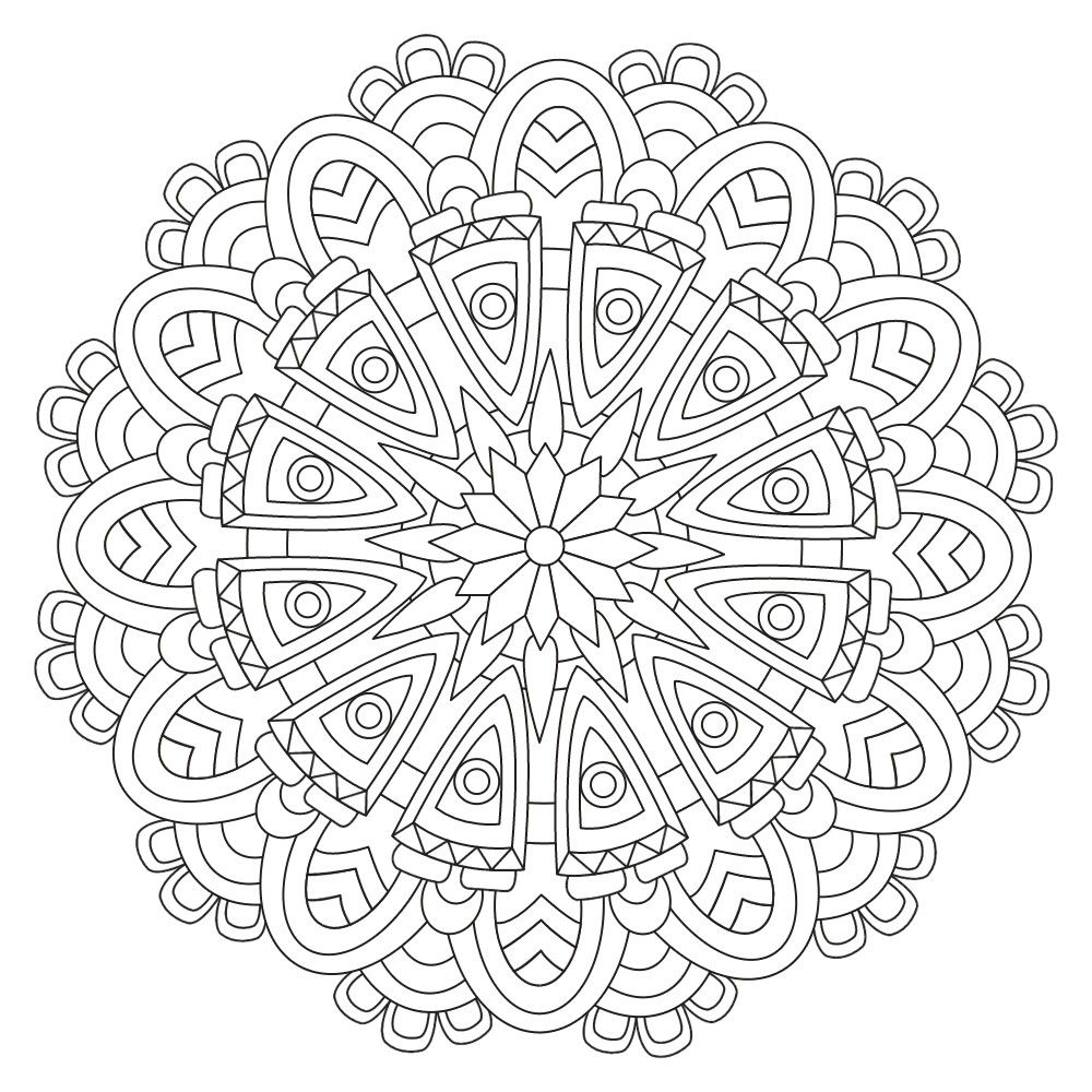 Pin by miah hesketh on colouring pages pinterest mandala