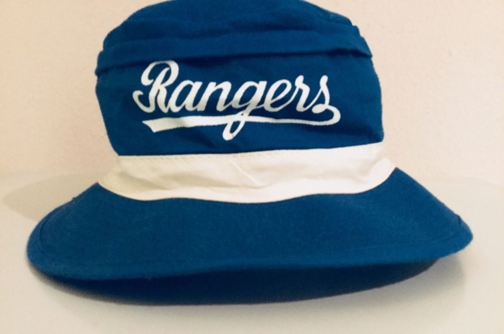 Vintage 90s Texas Rangers MLB Bucket Boonie Cap Hat Sun Protection Beach  Floppy  fashion  clothing  shoes  accessories  mensaccessories  hats (ebay  link) 54b6334e097