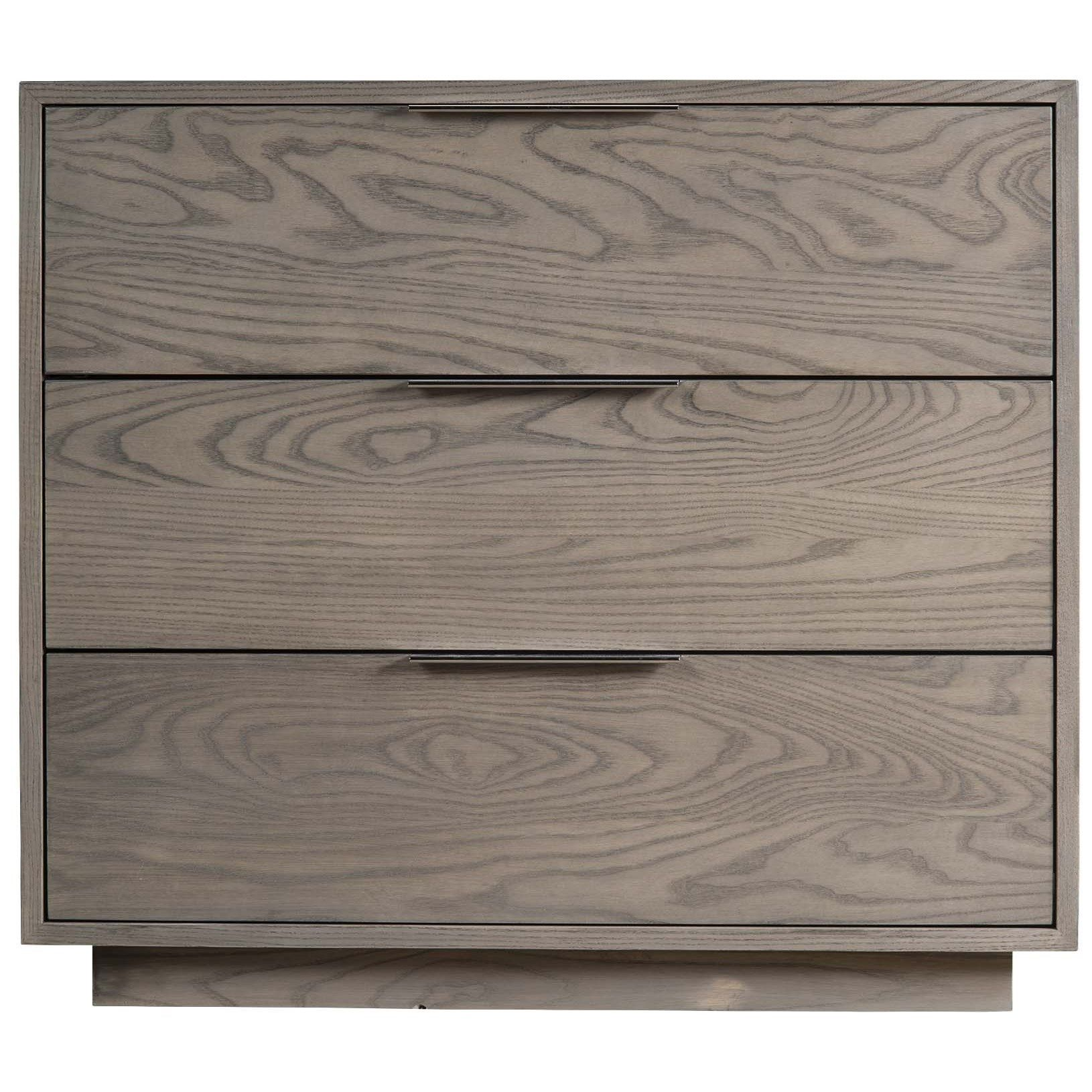 Make the most of your floor space with this three drawer