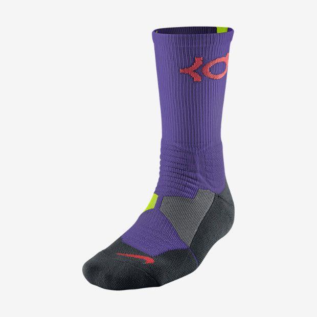 Explosivos Aventurero Concesión  The KD Hyper Elite Crew Basketball Socks. | Nike shoes for boys, Nike elite  socks, Nike basketball socks