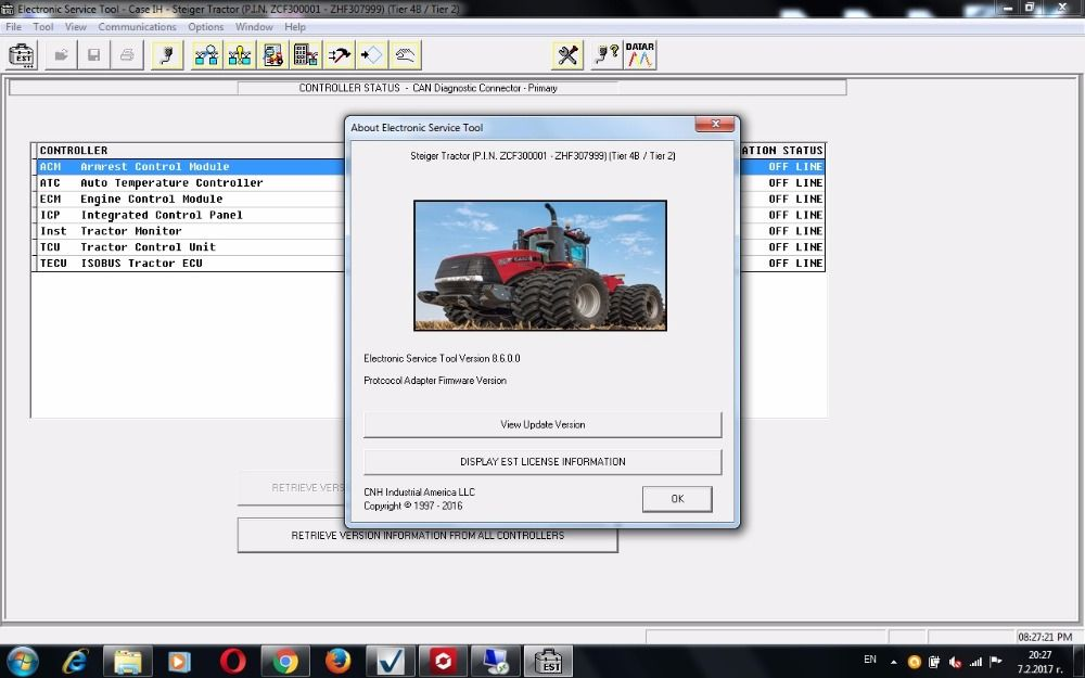 d64ef012c682 New Holland Electronic Service Tools (CNH EST 8.6 Engineering)+ ...