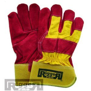 Hymac 1 Pair RiggerPro Rigger Work Gloves Safety Gauntlets Mens Leather Size Large: Amazon.co.uk: DIY & Tools. UK Online Tools & Equipment http://www.rapidtoolsdirect.co.uk/