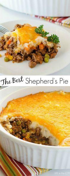 shepherd s pie aka cottage pie recipe cottage pie pies and rh pinterest com