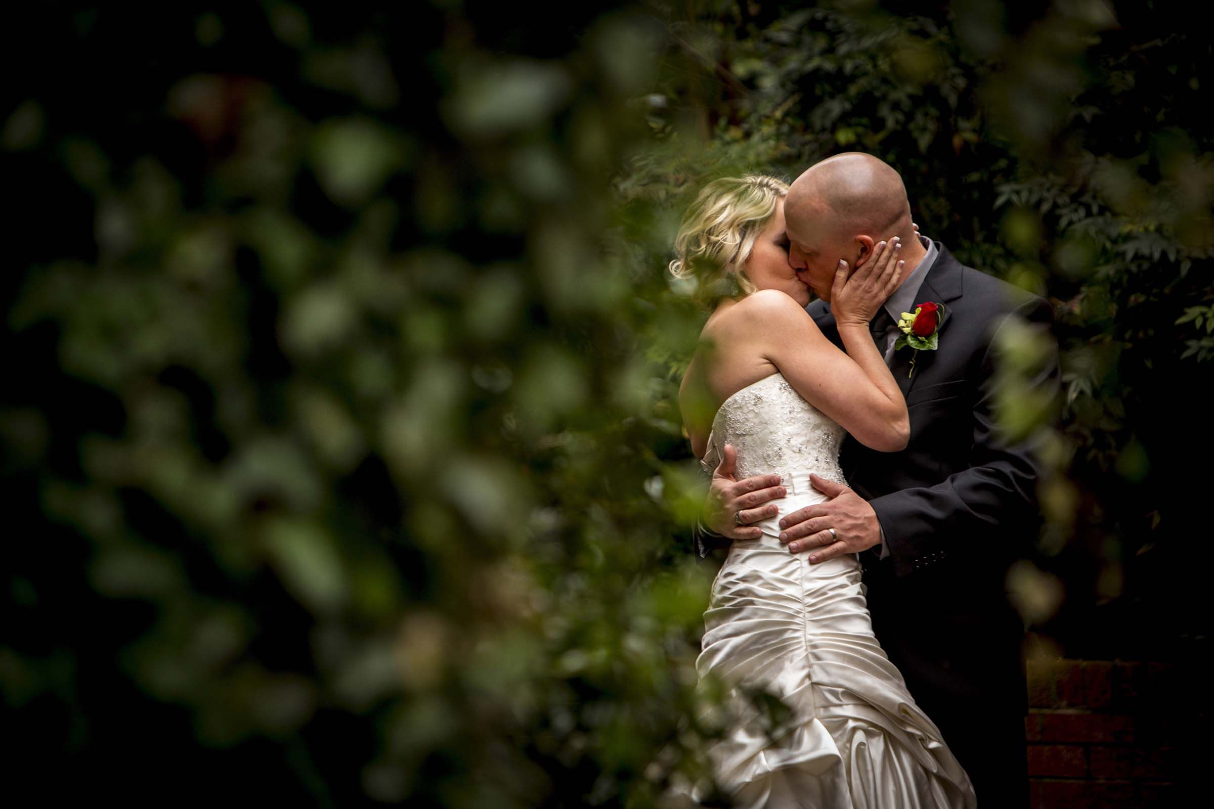 Professional Outdoor Wedding Photography