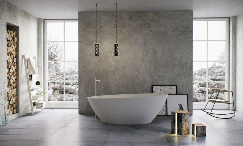 Luxus Badewannen Mit Freistehenden Und Modernen Designs #badewannen  #designs #freistehenden #luxus #