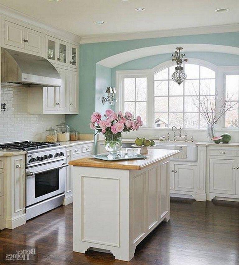 Photo of 70+ Graceful White Shabby Chic Kitchen Wall Shelves