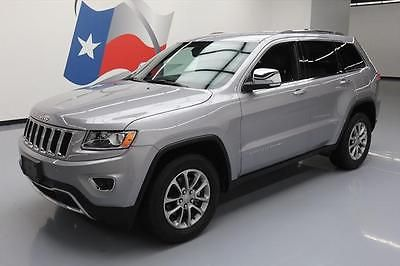ebay 2016 jeep cherokee 2016 jeep cherokee limited heated leather rh pinterest com