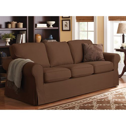 better homes and gardens slip cover sofa multiple colors 399 how rh za pinterest com