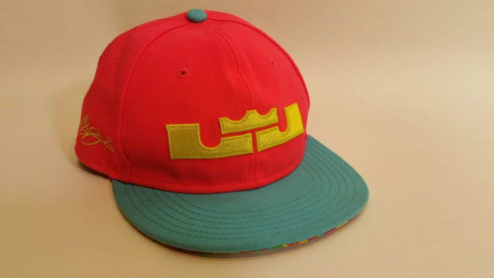 """Nike True """"King"""" Lebron James Hat Embroidered Logo and ..."""