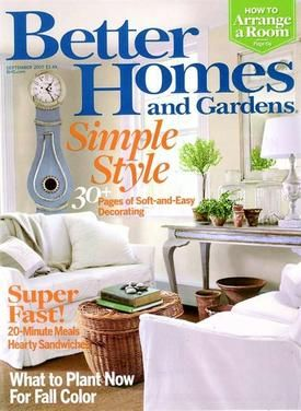Perfect Better Homes And Gardens Com Magazine Cool Opulent Simple