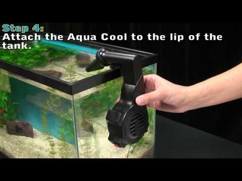 Aqua Cool Aquarium Fan That Fish Place Zoo Med Cool Stuff Aqua