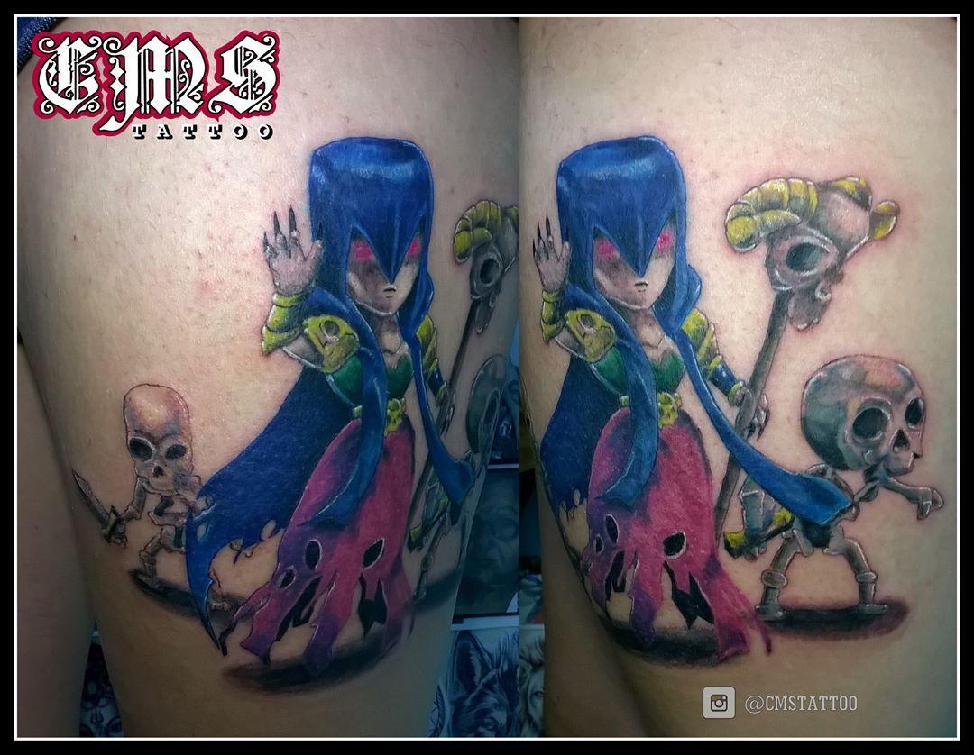 Cms tattoo 2018 clash royale tatuagens femininas