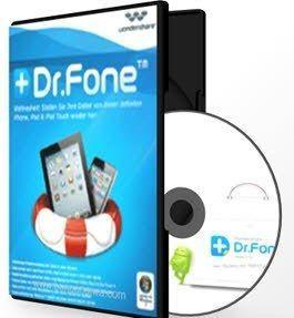 Wondershare Dr Fone 5.7.0 keygen