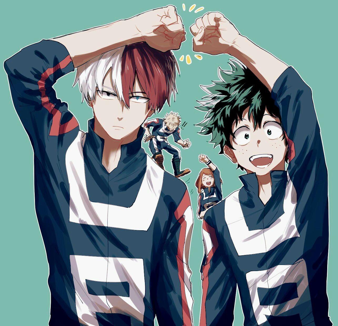 My Hero Academia BNHA★ Anime Pinterest Hero