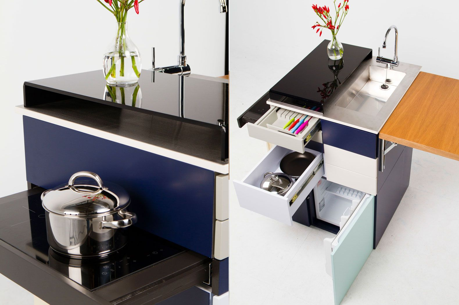 Great Ana Arana, Gali, Gali Kitchen, Gali Kitchen System, Micro Kitchen, Small