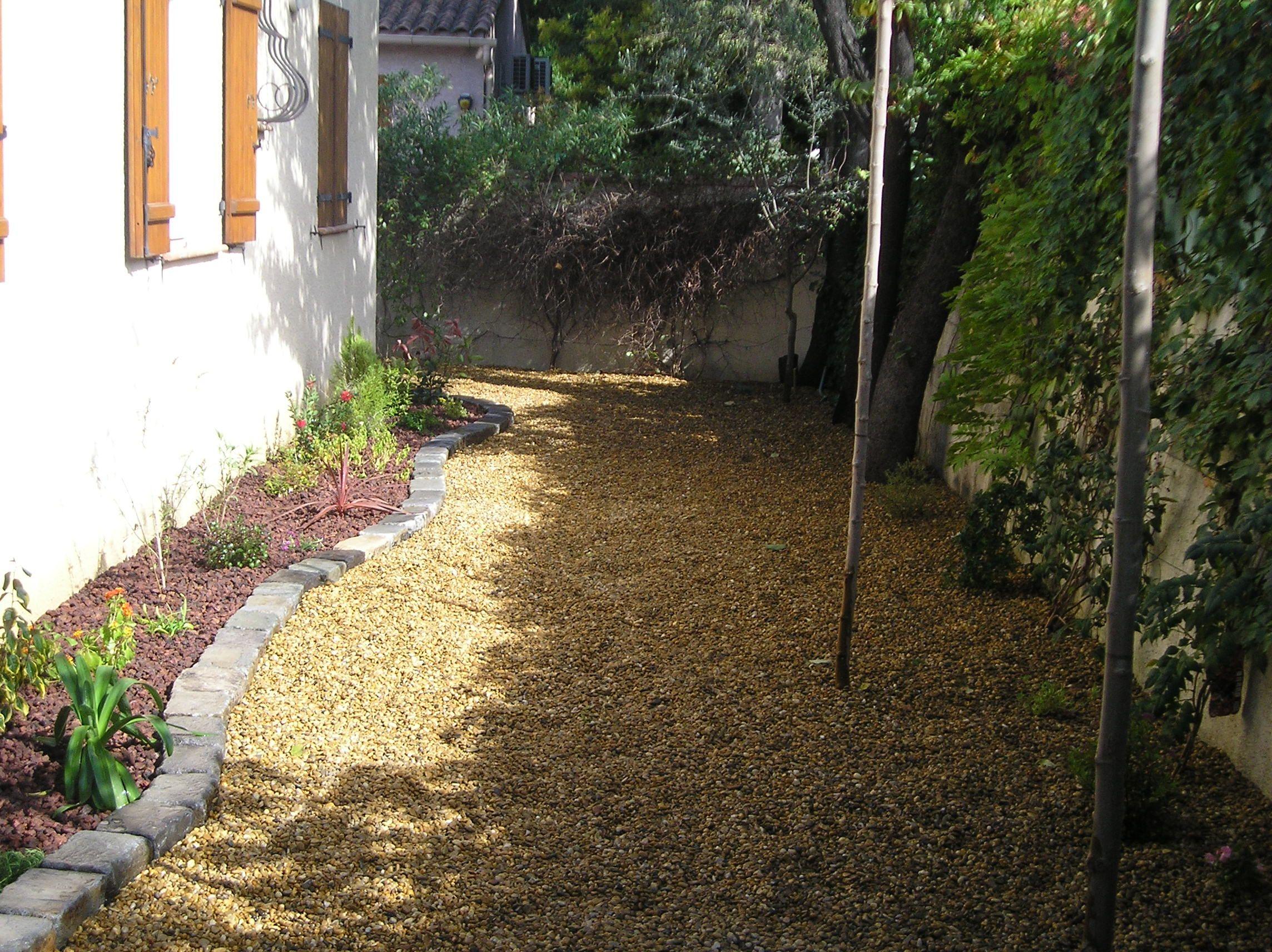 Bordure Pour Jardin Zen | Massifs Objectifs Paysage