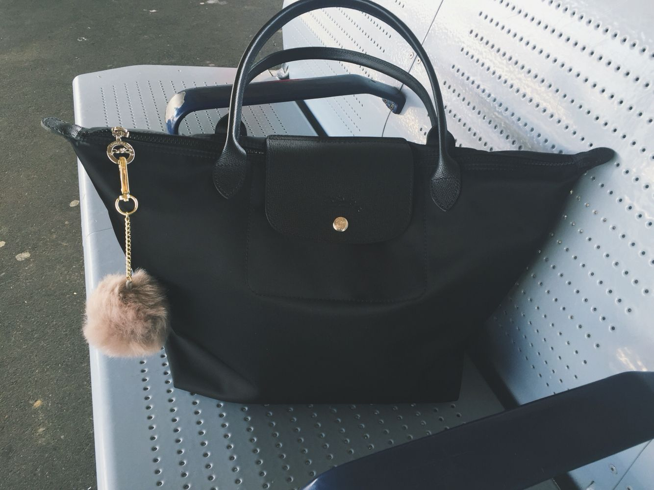 Longchamp large neo shopper in 2019