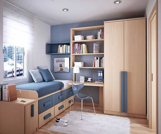15 Teen Rooms Ideas Feature Modern, Cool, Elegant And
