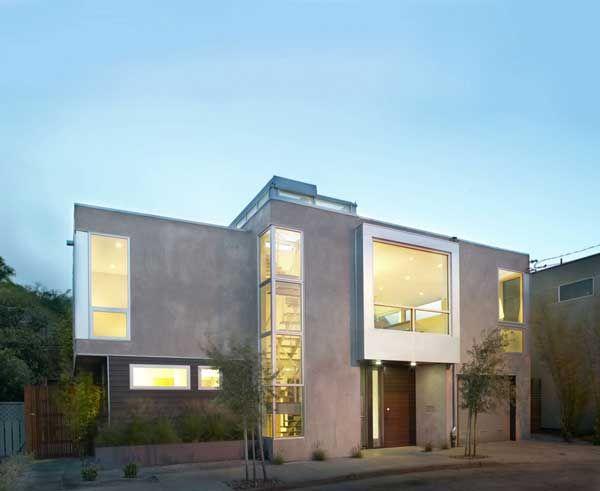 Arquitectura Contemporânea californiano: Abra a caixa 2