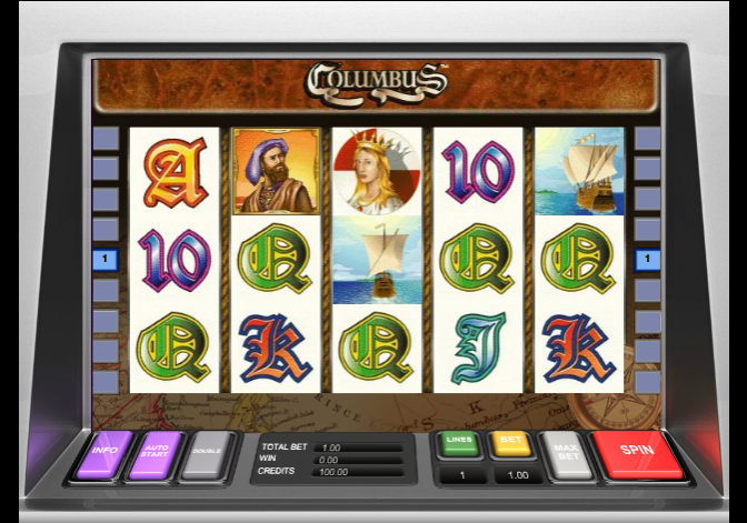 Игровые автоматы онлайн бесплатно книжки колумб играть бесплатно в казино в игровые автоматы