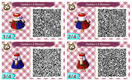 Acnl Cute Wallpaper Qr Codes Animal Crossing New Leaf Blog A Dress Requested By