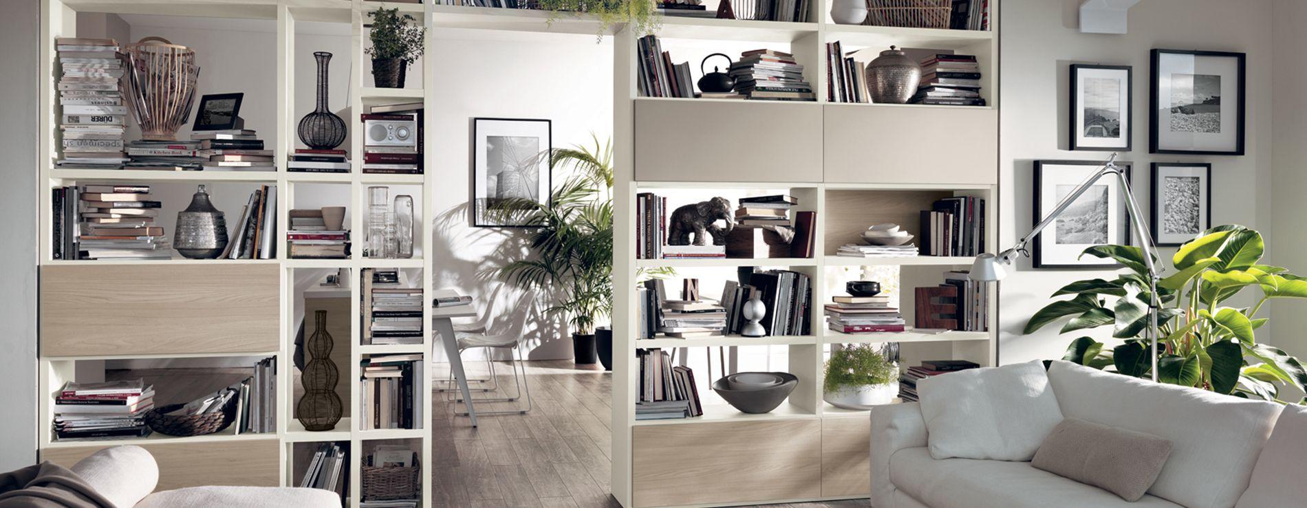 Risultati immagini per mobili divisori bifacciali | Casa