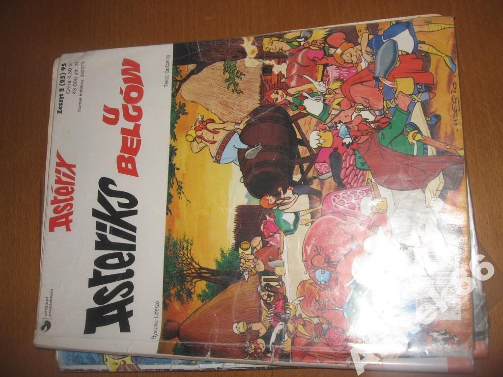 Asterix U Belgow 5675394406 Oficjalne Archiwum Allegro Book Cover Painting Art