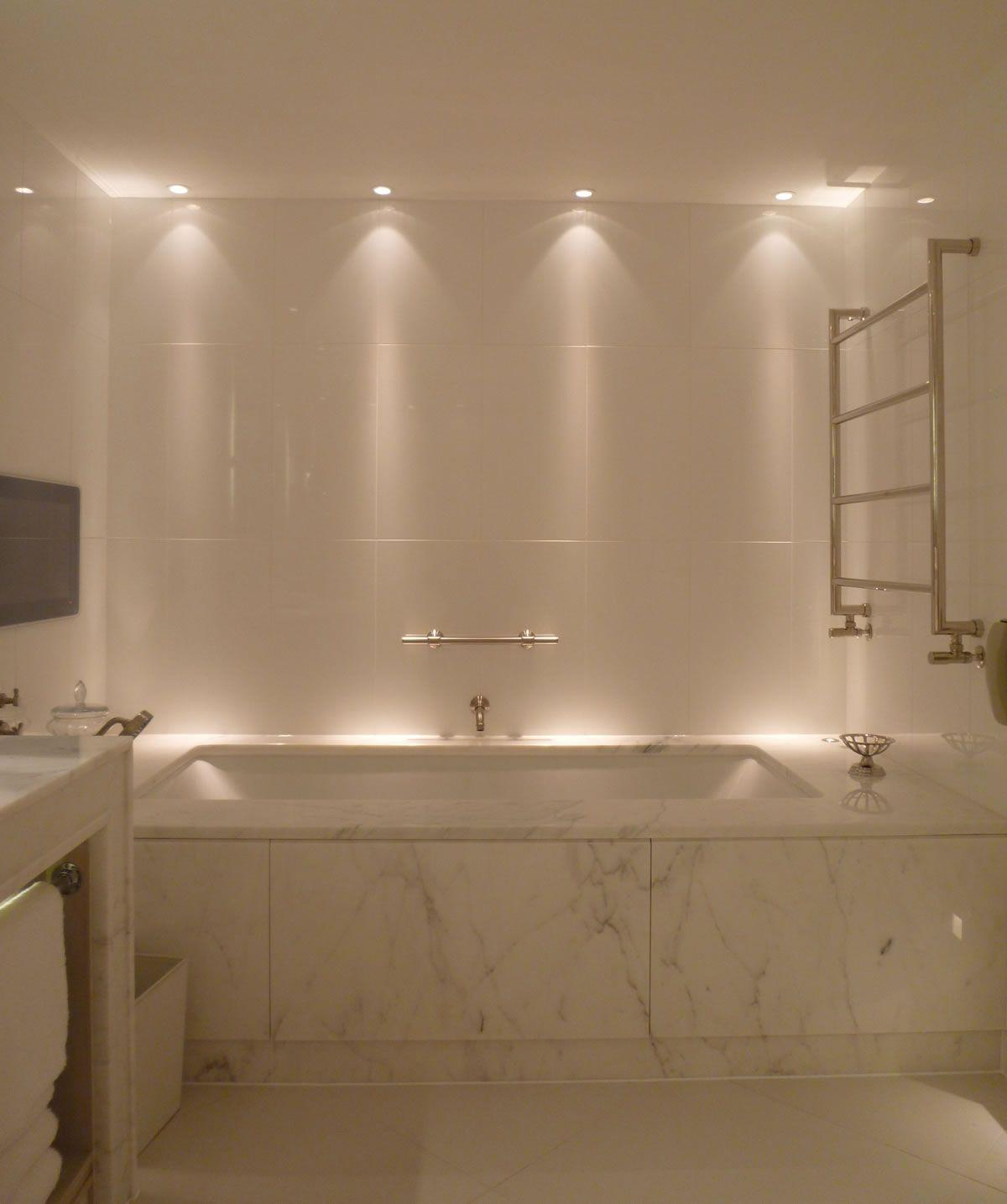Bathroom Lighting Design  John Cullen Lighting  Bath