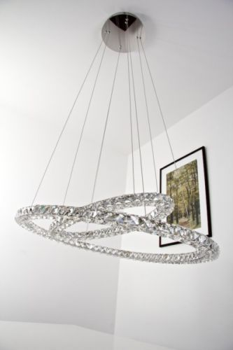Hängeleuchte Design led hängeleuchte design pendelleuchte chrom hängele glas