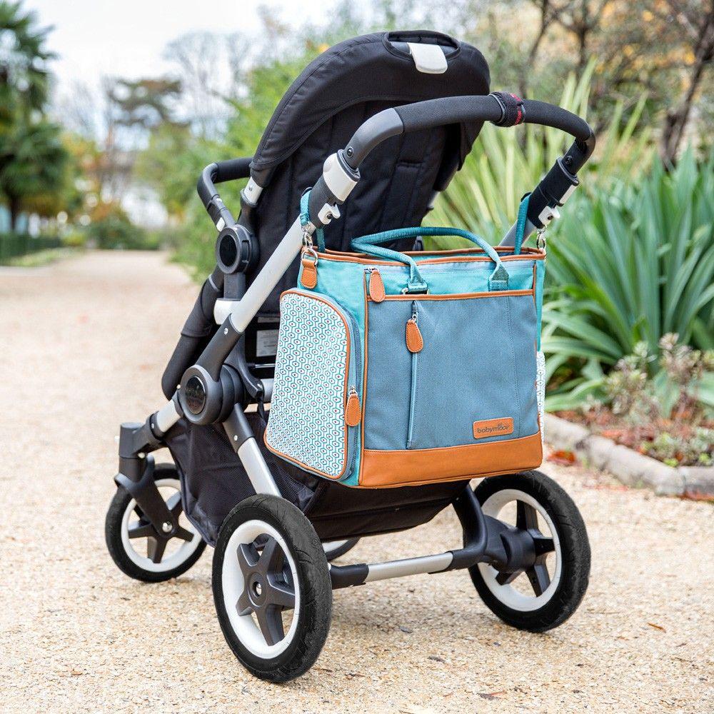 Babymoov Essentials Changing Bag (Petrol) from Babymoov