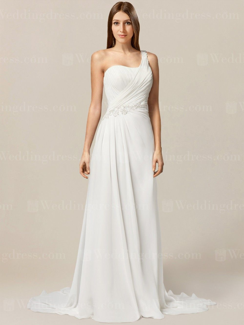 One shoulder beach wedding dress ns beach weddings wedding