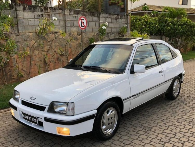 Chevrolet Kadett GSI 🇧🇷2.0 1992 Carros, General motors
