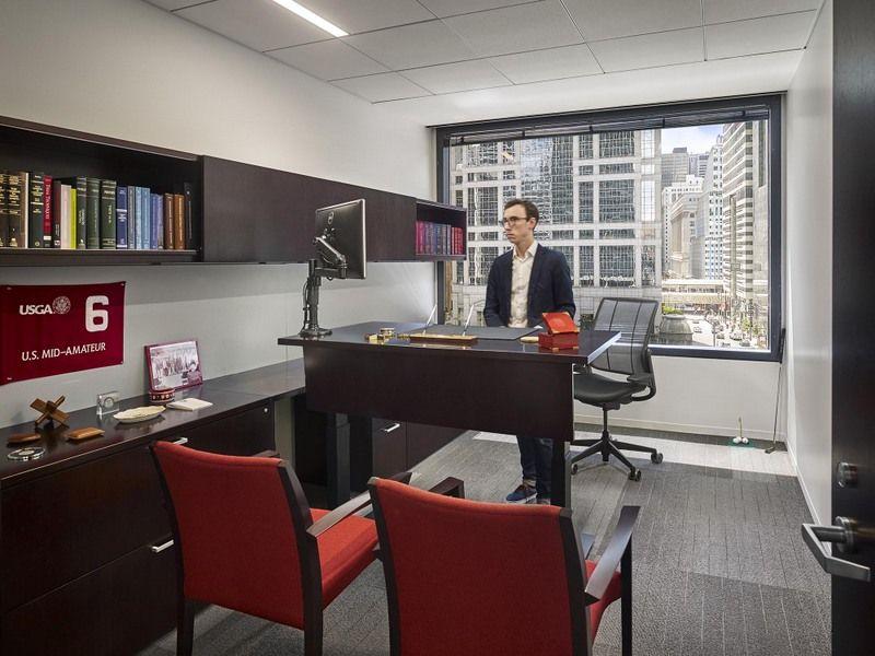 Office Tour Butler Rubin Saltarelli Boyd Llp Offices