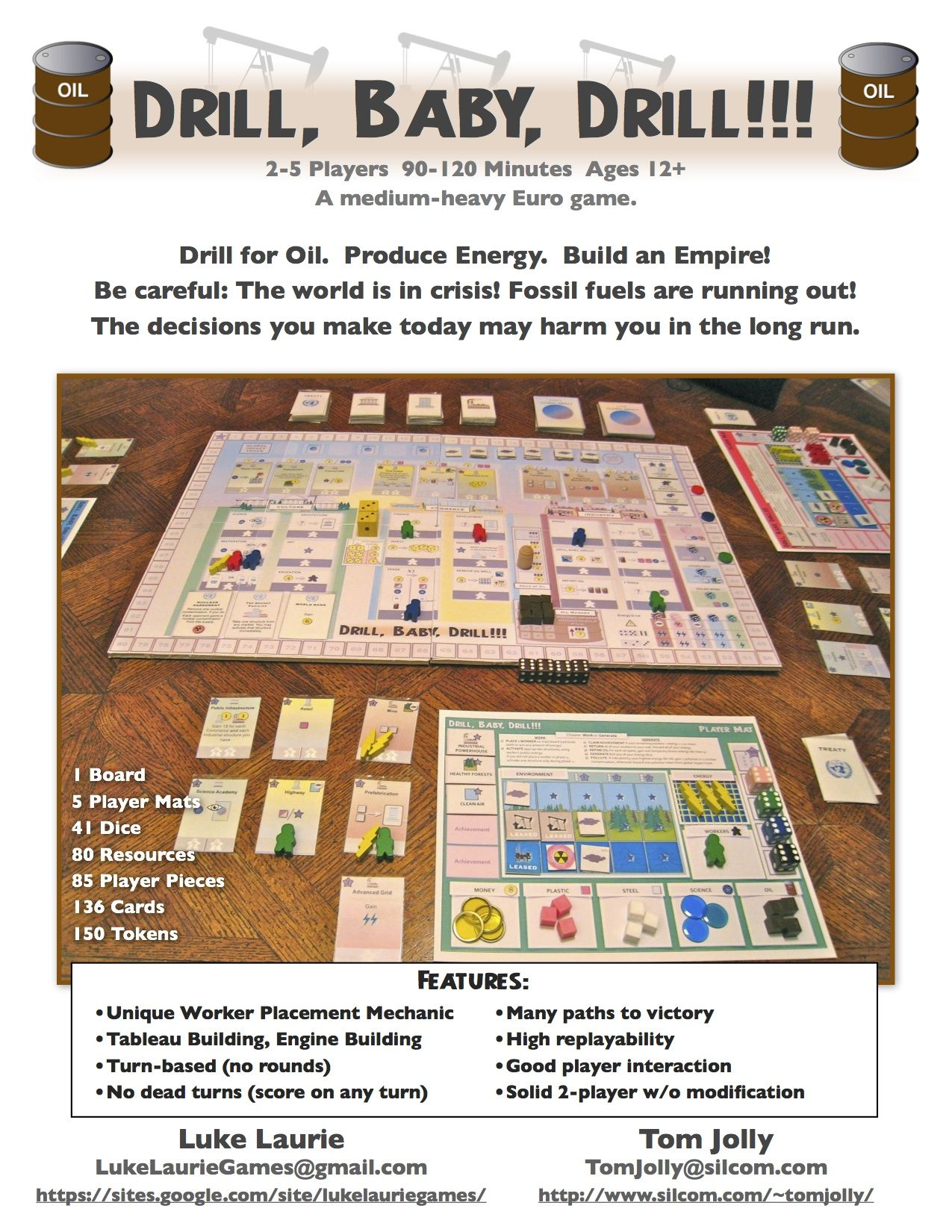 How To Build A Sell Sheet For Your Game The Best Games Are Yet To Be Made Games Board Game Design Minion Games