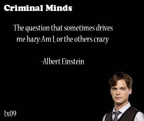 Quotes From Criminal Minds Pinbrenda Harper On Quotes  Pinterest  Criminal Minds Reid .