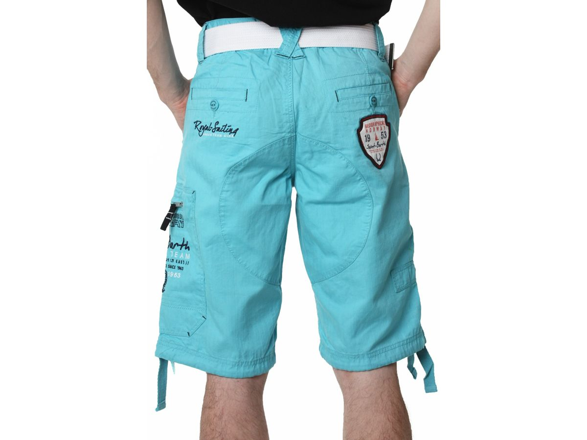 Men's GEOGRAPHICAL NORWAY Shorts Backside