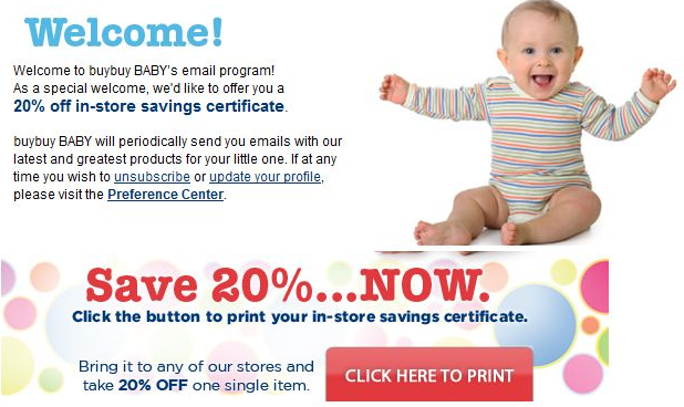 buybuy baby coupon codes printable coupons welcome to buy infant our mission is