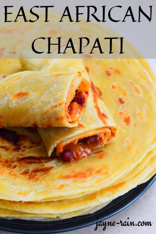 East African Chapati | Recipe in 2020 | Recipes, African ...
