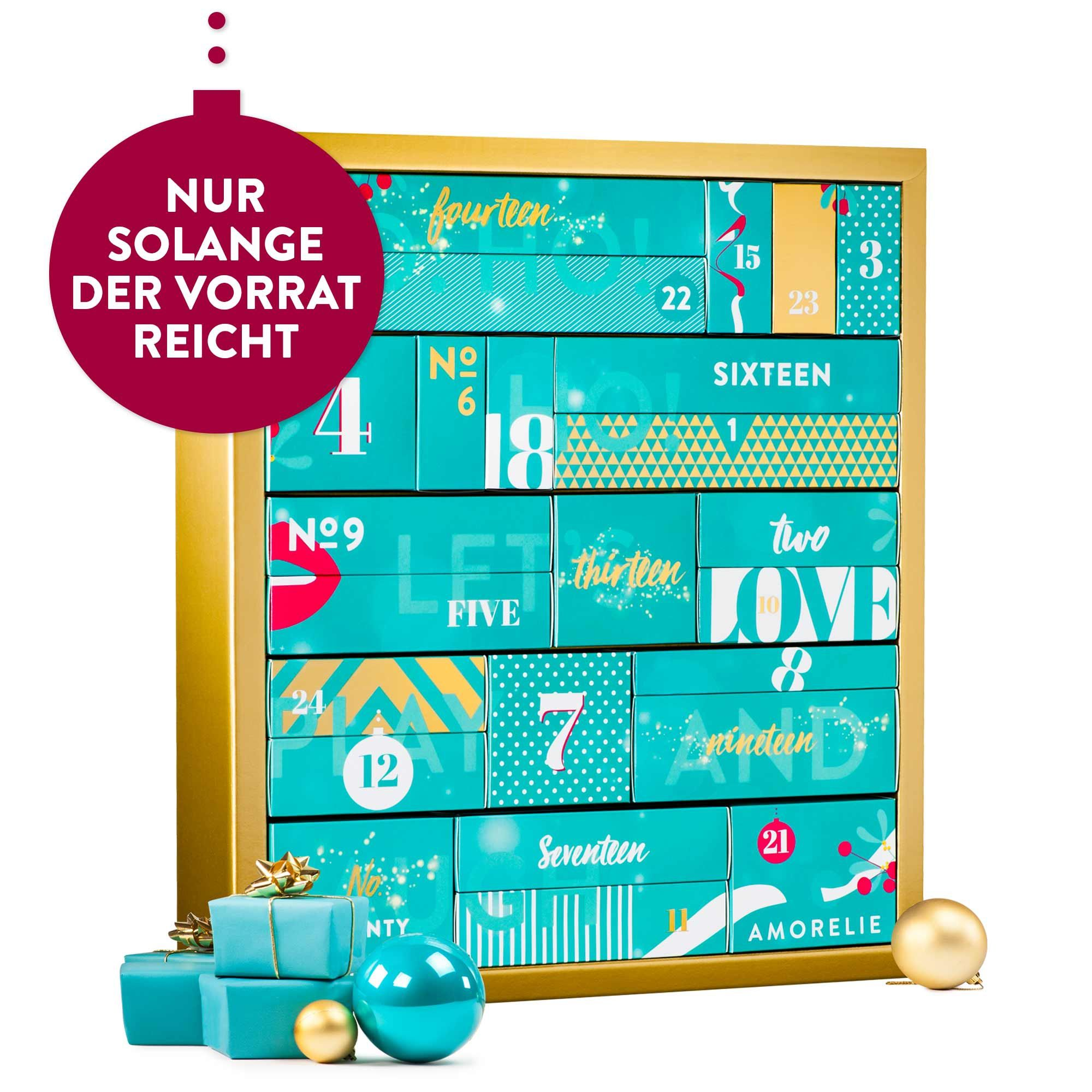 Amorelie Weihnachtskalender.Adventskalender 2018 Future Purchases Periodic Table