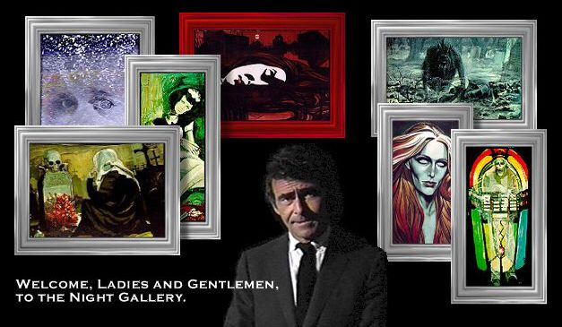 One of the best tv shows if the 1970's Rod Serling's Night Gallery
