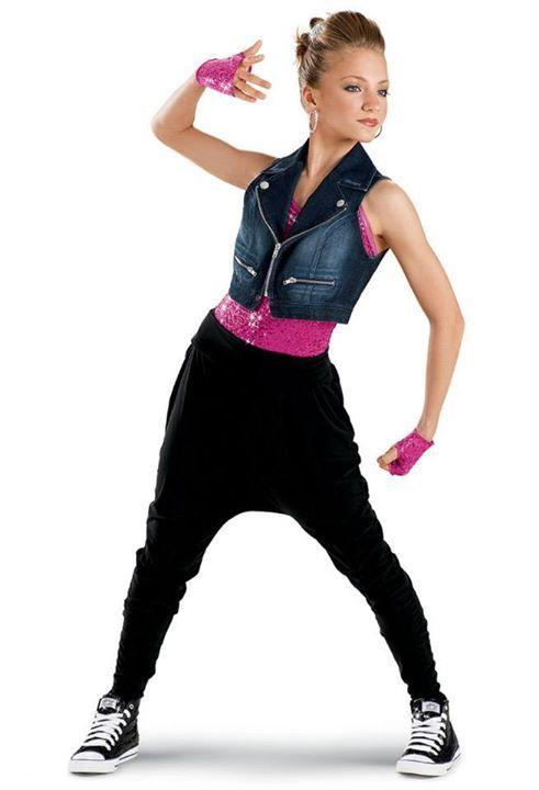 Hip hop dance costumes