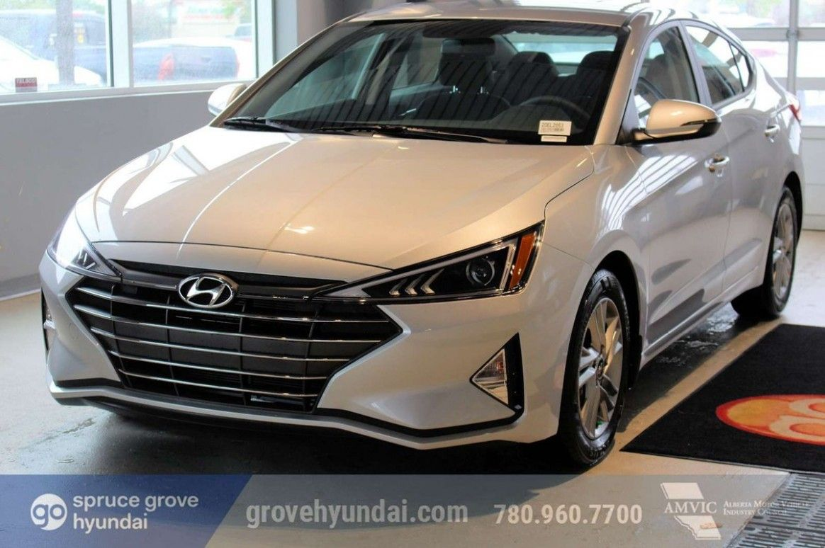2020 Hyundai Elantra Sedan Specs And