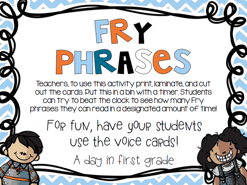 Fry phrases pdf for fluency practice after sight words and its a fry phrases pdf for fluency practice after sight words and its a free download fandeluxe Image collections