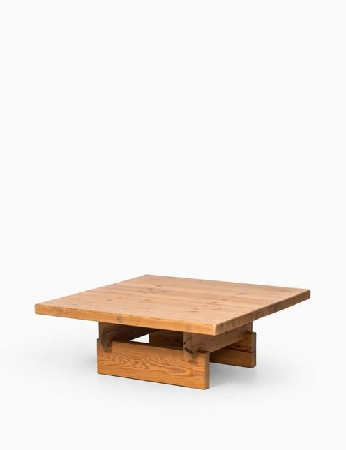 Coffee Table By Roland Wilhelmsson For Karl Andersson Soner Ab 1970s Pine Coffee Table Table Cool Coffee Tables