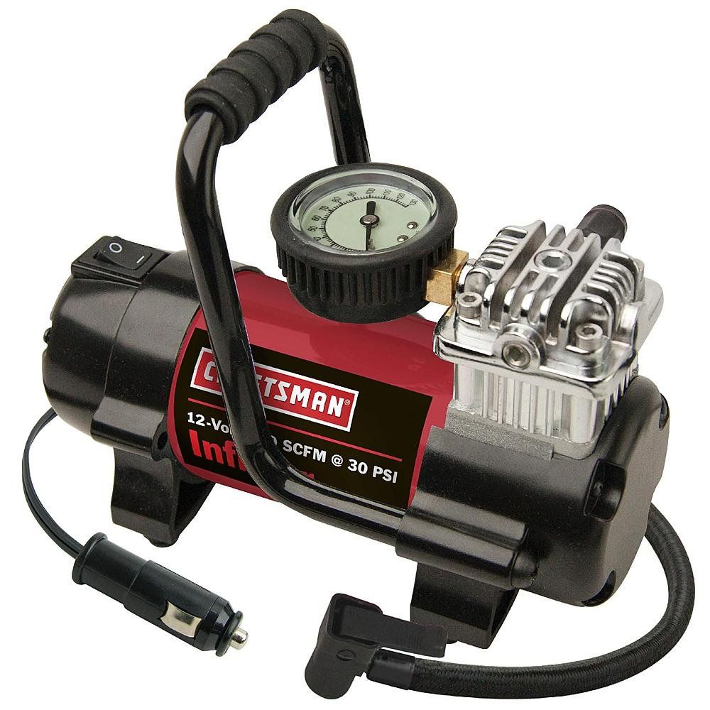 Craftsman 12v Direct Drive Inflator *** You can find out